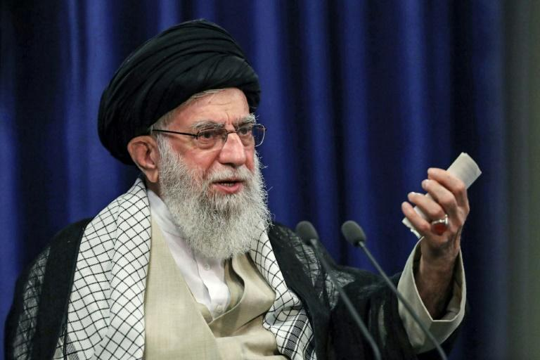 Iranian supreme leader Ayatollah Ali Khamenei's comments to the parliament came as coronavirus infection rates have again been on the rise in Iran since the start of May
