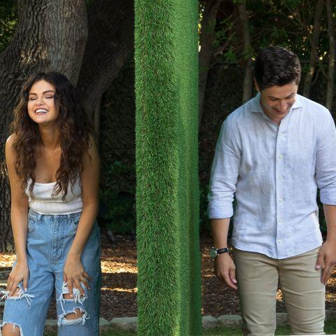 """<p>Though fans are still holding out for a <em>Wizards of Waverly Place</em> reboot — which Gomez and Henrie are <a href=""""https://people.com/tv/wizards-of-waverly-place-reunion-selena-gomez-and-david-henrie-film-new-project/"""" rel=""""nofollow noopener"""" target=""""_blank"""" data-ylk=""""slk:totally down for"""" class=""""link rapid-noclick-resp"""">totally down for</a> — the two former costars announced their collaboration on <a href=""""https://www.youtube.com/watch?v=yfqrYC0-_bQ"""" rel=""""nofollow noopener"""" target=""""_blank"""" data-ylk=""""slk:This Is the Year"""" class=""""link rapid-noclick-resp""""><em>This Is the Year</em></a>, a coming of age story starring Vanessa Marano, Lorenzo James Henrie, Alyssa Jirrels, Jake Short and Bug Hall.</p> <p>The film is Henrie's directorial feature debut and Gomez serves as executive producer. </p> <p>On what it was like reuniting with his former TV sister, Henrie told <a href=""""https://www.insider.com/david-henrie-selena-gomez-this-is-the-year-interview-2020-8#:~:text=David%20Henrie%20says%20he%20was,movie%20'This%20Is%20The%20Year'&text=A%20ghost.&text=The%20movie%20was%20executive%20produced,an%20adult%2C%20take%20charge.%22"""" rel=""""nofollow noopener"""" target=""""_blank"""" data-ylk=""""slk:Insider"""" class=""""link rapid-noclick-resp""""><em>Insider</em></a>, """"She was just going, 'David, do you believe we're here right now? Are we on Disney? Are we back in 2009 or is it 2020? What's going on?' """"</p> <p>Henrie added, """"We were constantly joking about that and literally at some point, we were like, 'Oh I miss this!' """"</p>"""