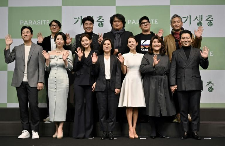 "The South Korean film ""Parasite"" made history at the Oscars this year, breaking down barriers to non-English-language movies winning the highest-profile accolades"