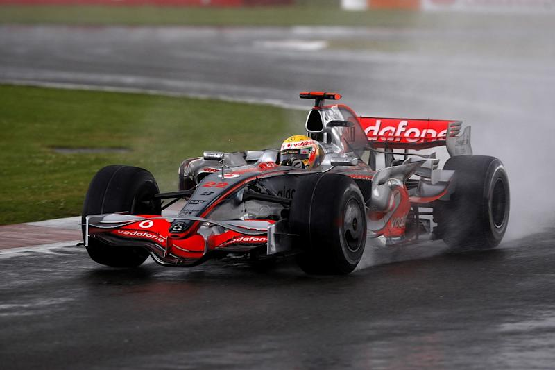 Hamilton reminded of 2008 British GP by Styria pole