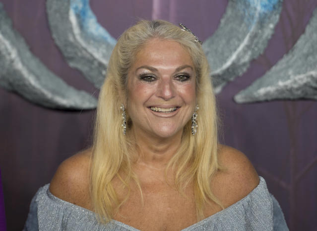 Vanessa Feltz feels sexier than ever aged 57 (Credit: Getty Images)