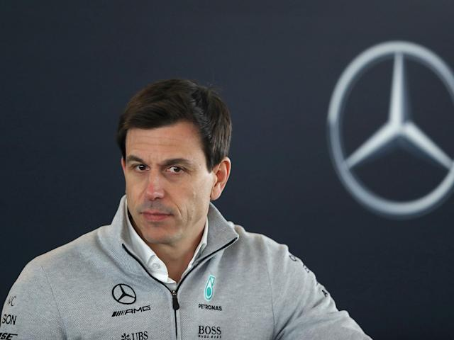 Toto Wolff accepts that Ferrari have caught Mercedes: Getty