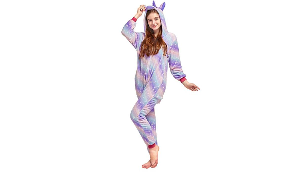 There's nothing better than a Halloween costume that doubles as PJs.