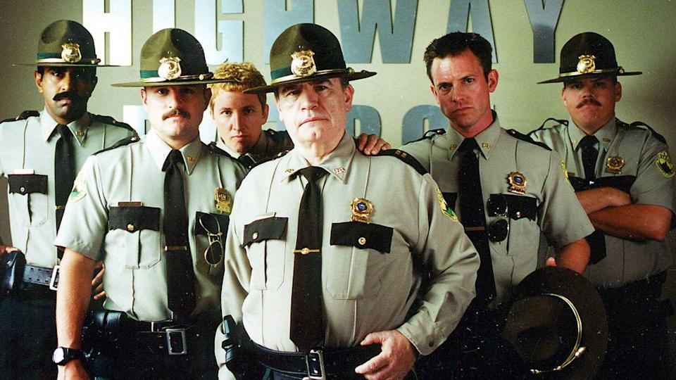 <p><strong><em>Super</em> <em>Troopers</em></strong></p><p>Vermont seems fun, if you judge by these state troopers in Spurbury, V.T. solving crimes in their own wacky way. </p>