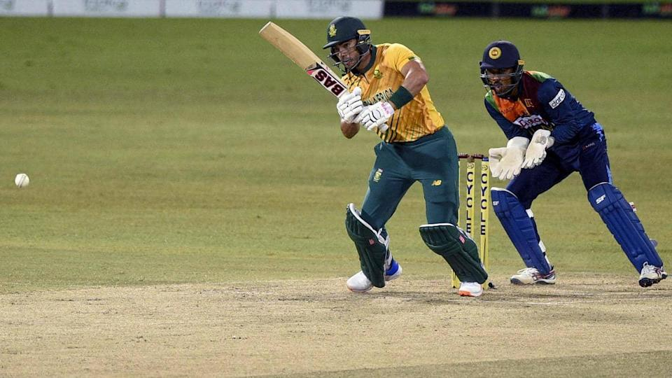 South Africa beat Sri Lanka in first T20I: Records broken