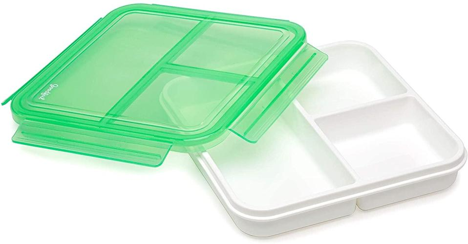 <p><span>Multi-Compartment Bento Lunch Box</span> ($9, originally $13)</p>