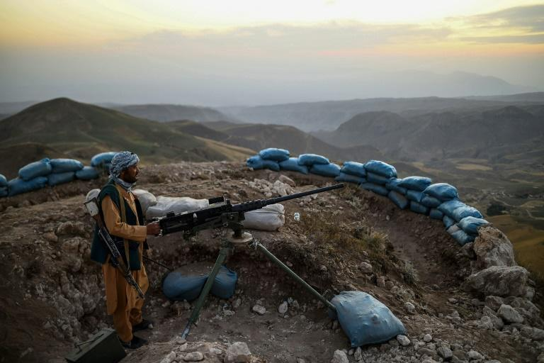 The withdrawal of foreign troops has led to intense fighting between Taliban fighters and Afghan forces