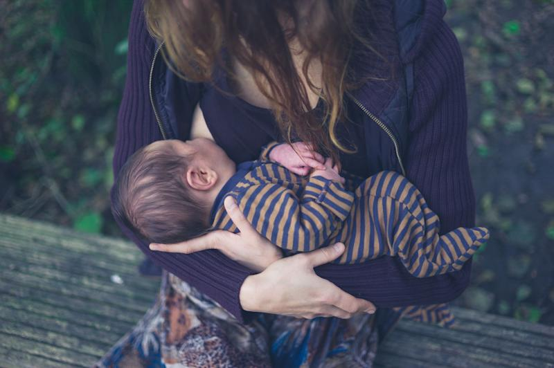 """Scores of parenting sites and Facebook commenters remind mothers, relentlessly, that """"breast is best."""""""