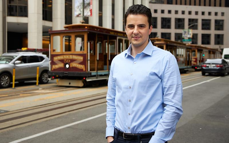 Onfido chief executive Husayn Kassai - Gani Pinero Photograhy, LLC