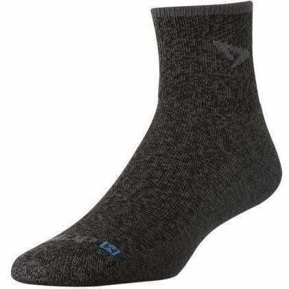 """<p>Socks might seem like a category you can skip over, but according to Basham, wearing quality, running-specific socks is key. """"Socks are the biggest reason for blisters, so good socks are worth the investment. I use a variety of Drymax, but my favorites are the <span>Trail Running 1/4 Crew Turn Down</span> ($14).""""</p>"""