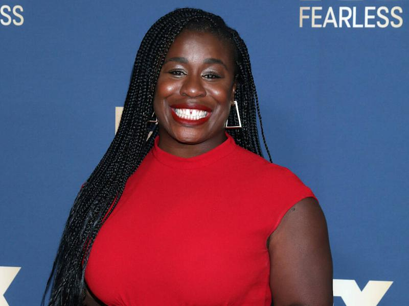 Uzo Aduba was pressured to ditch her gap-toothed smile