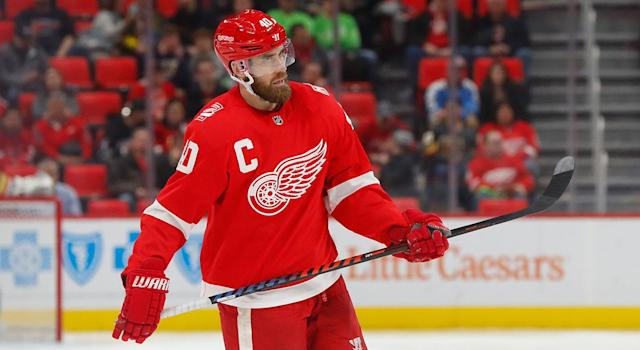 Back injury ends Henrik Zetterberg's career (Getty)