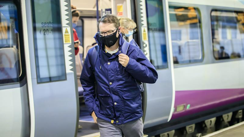 Drop in demand for rail travel despite push to end home working