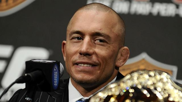 Georges St-Pierre was interested in fighting Khabib Nurmagomedov but has now said he will not make a return to UFC.