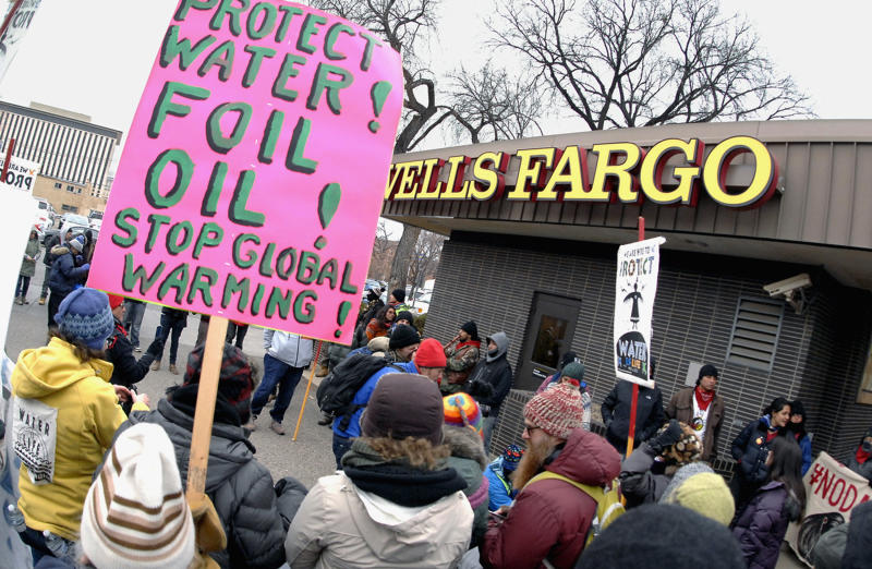 Dakota Access pipeline leaked 84 gallons of oil in April