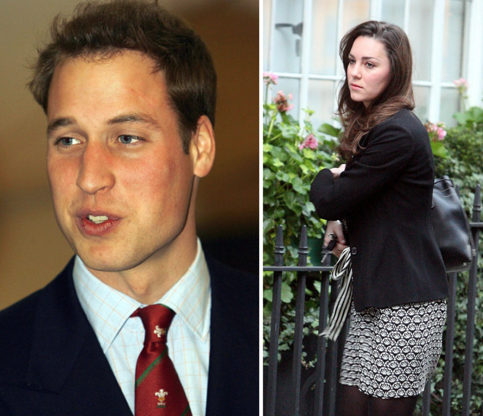 <p>Kate's 25th birthday came and went with the public expecting a proposal. But the couple remained extremely private.<br><i>[Photo: PA]</i> </p>