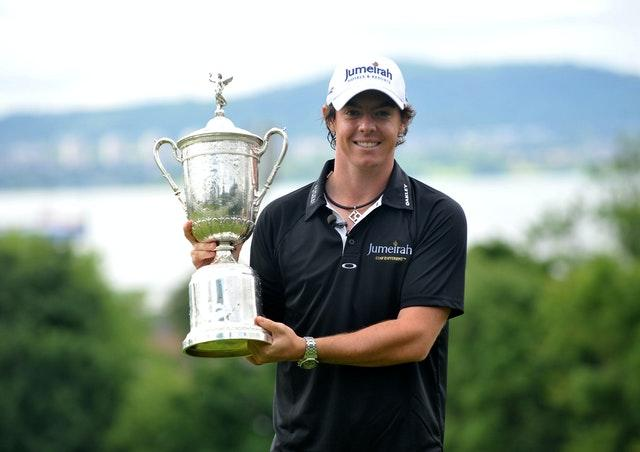 Rory McIlroy is seeking a second US Open title at Winged Foot following his 2011 triumph