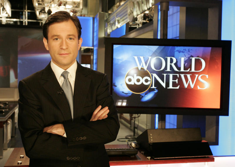 Dan Harris in for Bill Weir as 'Nightline' anchor
