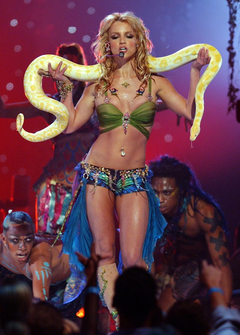 The Most Outrageous VMA Beauty Looks of All Time