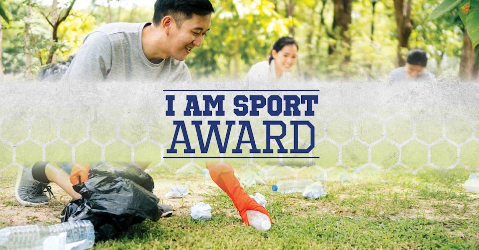 The winner of the I AM SPORT Award will be revealed during the Northeast WisconsinHigh School Sports Awards Show and a trophy will be mailed to the winner following the show.