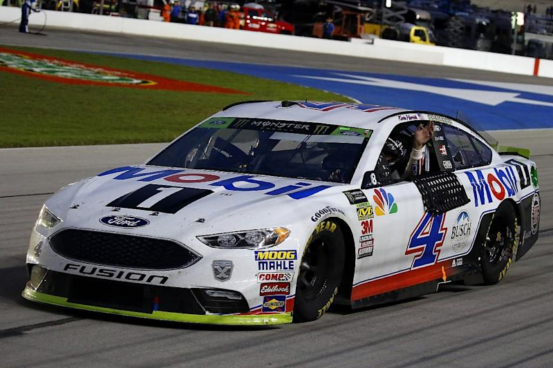 Kevin Harvick penalised after Texas