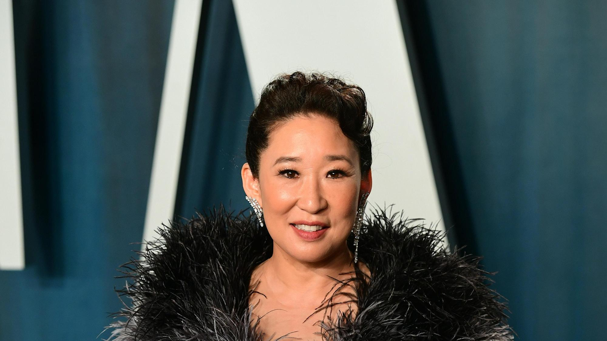 Sandra Oh on continuing late screenwriter Audrey Wells' legacy with Netflix film