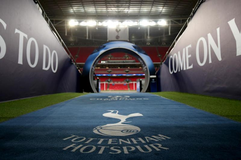 Official | Tottenham confirm Wembley dates: Tottenham Hotspur FC via Getty Images