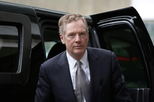 US Trade Representative Robert Lighthizer said US President Donald Trump's trade tariffs were