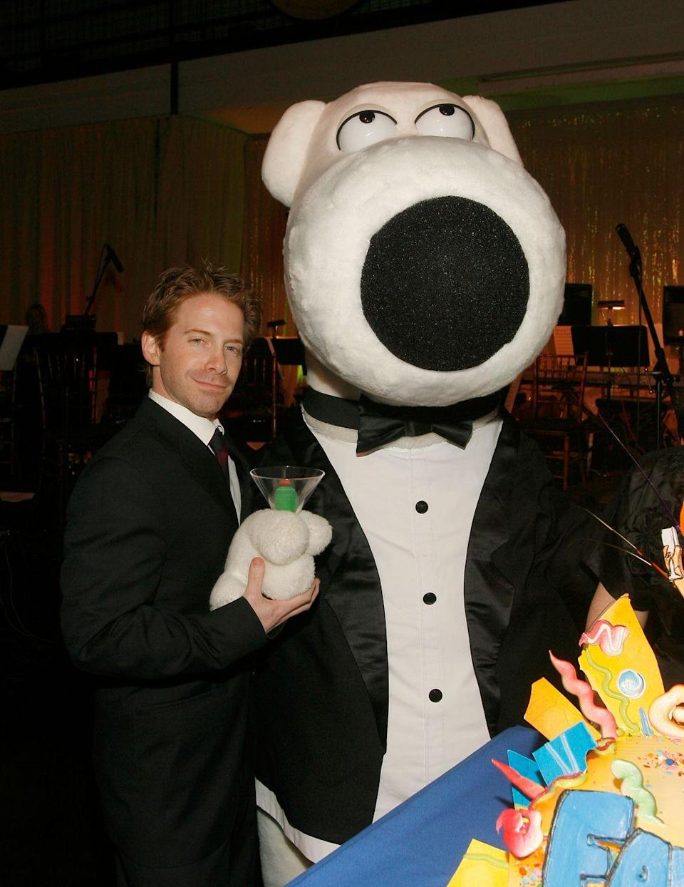 <p><em>Buffy the Vampire Slaye</em>r fans will always best remember Green as the beloved Oz, but he's been voicing Chris on <em>Family Guy </em>since 1999! He's also a co-creator (and one of the voices) on <em>Robot Chicken</em>, voiced Leonardo on several seasons of <em>Teenage Mutant Ninja Turtles</em>, plays Rick Jones and Rocket Raccoon in <em>Hulk and the Agents of S.M.A.S.H.</em> and plays Howard the Duck in the <em>Guardians of the Galaxy</em> film and Disney XD series.</p>