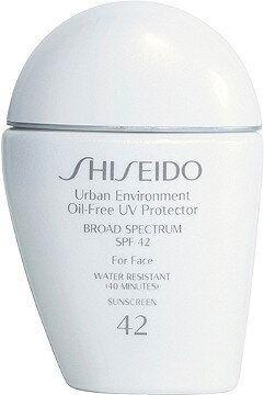 SHISEIDO - Urban Environment Oil-Free UV Protector Broad Spectrum Face Sunscreen SPF 42