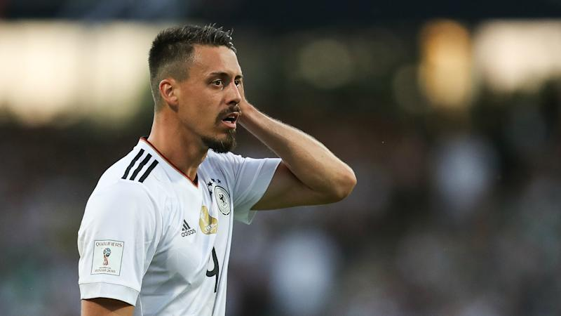Is Sandro Wagner The Man To Replace Mario Gomez As Germany S Spearhead