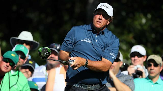 It was duly noted Tuesday that Phil Mickelson is the same age Jack Nicklaus was when he won his last green jacket in 1986.
