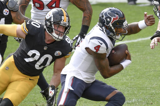 Unbeaten Steelers try to take unexpected bye in stride