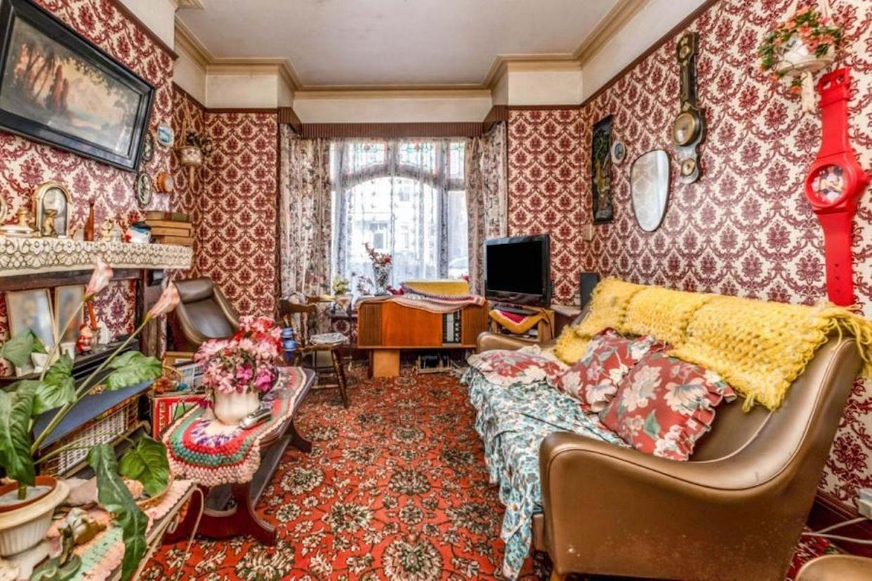 This Erdington house might look like an ordinary three-bed terrace from the outside - but it has a surprising secret hidden within.  Frozen in time, the property appears to have been left totally untouched since the 1970s - a time when Starsky and Hutch dominated TV screens and disco fever ruled the airwaves.  Now house buyers are being offered the chance to step back in time by snapping up the nostalgic property which has remained exactly as it was five decades ago.