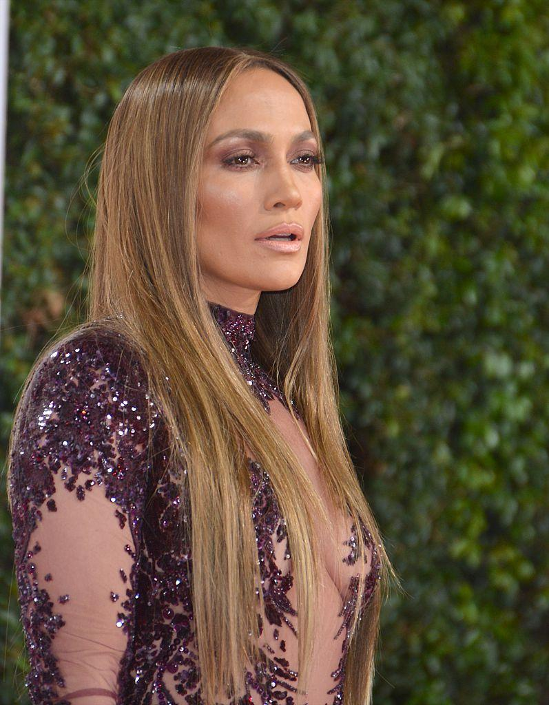 When your mom is J. Lo, you've already hit the genetic jackpot. (Photo: Getty)