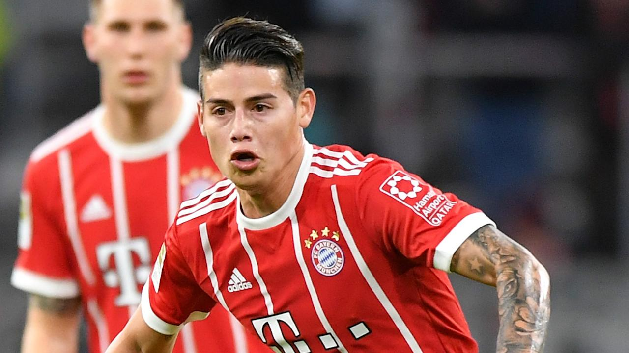 The Colombian playmaker is set to remain at the Allianz Arena until 2019, but no permanent deal has been done and he could yet head back to Spain