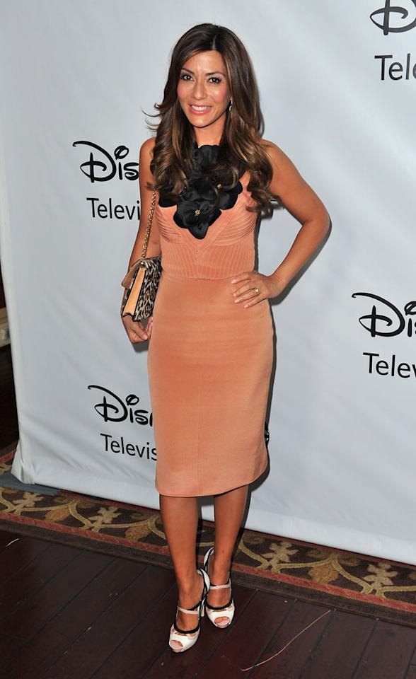 """<a href=""""/marisol-nichols/contributor/768565"""">Marisol Nichols</a> (""""<a href=""""/gcb/show/47455"""">GCB</a>"""") attends the 2012 ABC Winter TCA All-Star Party at the Langham Huntington Hotel on January 10, 2012 in Pasadena, California."""