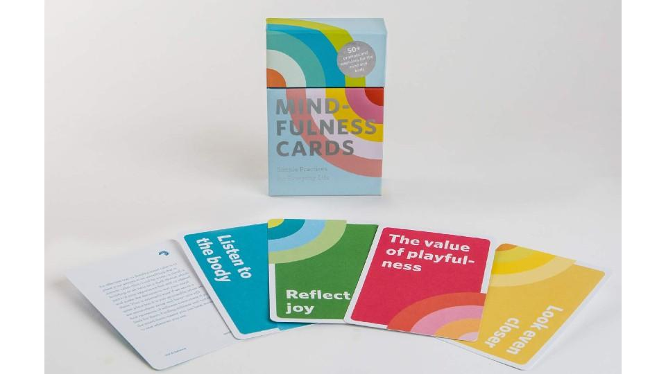 Mindfulness Cards - Amazon, $25