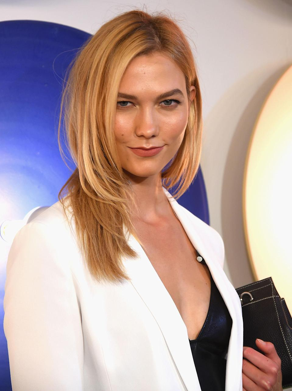 """<p>If a top model has a cheat day, you should too. """"I eat really healthy because I feel better and I feel like I have better energy,"""" <a href=""""http://greatideas.people.com/2014/11/12/karlie-kloss-diet-fitness-thanksgiving/"""" rel=""""nofollow noopener"""" target=""""_blank"""" data-ylk=""""slk:Kloss told People."""" class=""""link rapid-noclick-resp"""">Kloss told <em>People</em>.</a> """"On a cheat day though, I'm all about dark chocolate. Dark chocolate, sea salts, throw a little caramel in there, it's heaven<span>."""" But since life is about balance, Kloss said a spin class is also a cheat day necessity. </span>""""Every day I go to SoulCycle is a cheat day. Somehow it justifies it,"""" <a href=""""http://greatideas.people.com/2014/11/12/karlie-kloss-diet-fitness-thanksgiving/"""" rel=""""nofollow noopener"""" target=""""_blank"""" data-ylk=""""slk:she told the magazine"""" class=""""link rapid-noclick-resp"""">she told the magazine</a>.</p>"""
