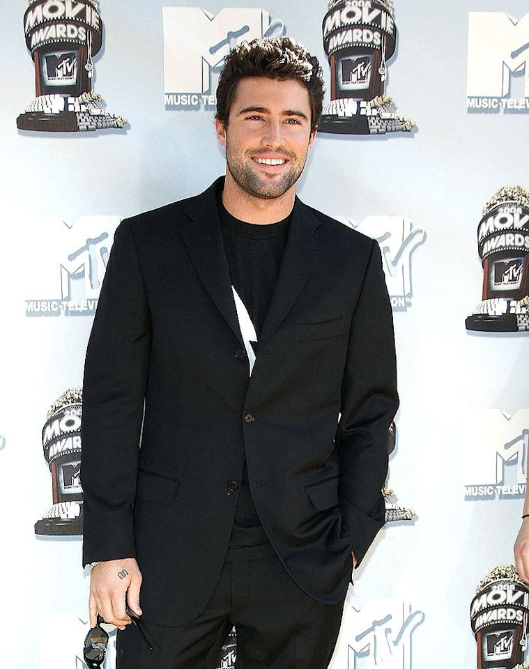 "Brody Jenner's five o'clock shadow fits perfectly with his laid back lifestyle. Frazer Harrison/<a href=""http://www.gettyimages.com/"" target=""new"">GettyImages.com</a> - June 1, 2008"