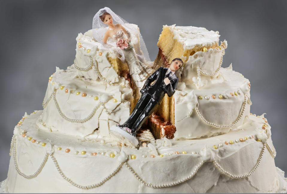 A bride-to-be's called off her wedding after her guests refused to pay for it [Photo: Getty]