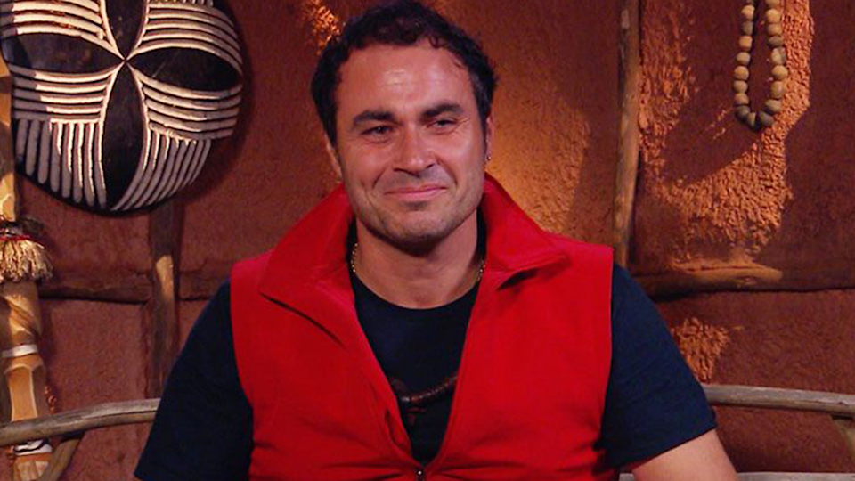 Im a Celebrity's Miguel Maestre weight loss transformation