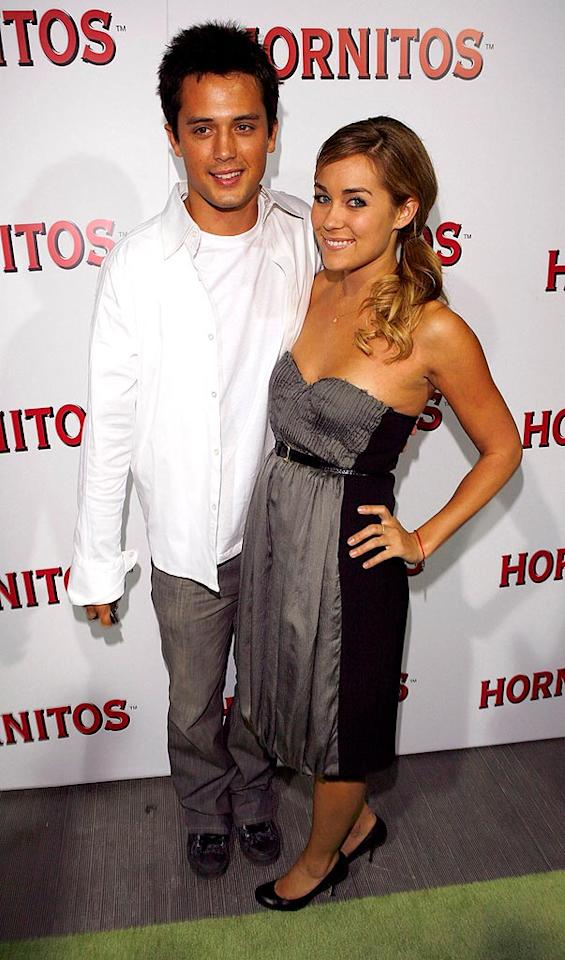 "Lauren Conrad and her former ""Laguna Beach"" co-star and high school flame, Stephen Colletti, have been spotted kissing in L.A. and in Vegas on several occasions. Could they be on again? Jean Baptiste Lacroix/<a href=""http://www.wireimage.com"" target=""new"">WireImage.com</a> - September 20, 2007"