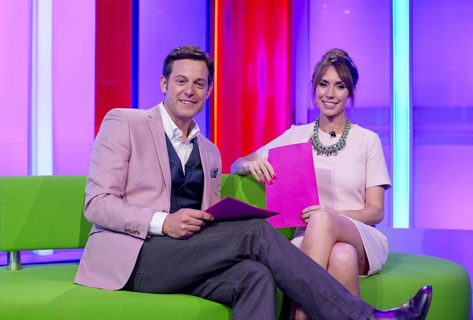 <p>If you've ever watched The One Show then you're probably aware that it is hosted equally by Alex Jones and Matt Baker.<br />However, proving that the gender pay gap is very much alive and well, today's report has revealed that Alex is on £50,000 a year less than her male counterpart.<br />Whilst Matt takes home £450,000 – £499,000 a year, Alex is on £400,000 – £449,000. </p>