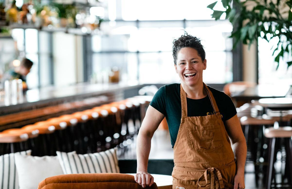 "<p>Chef Stephanie Izard's <a href=""https://www.thedailymeal.com/girl-and-goat?referrer=yahoo&category=beauty_food&include_utm=1&utm_medium=referral&utm_source=yahoo&utm_campaign=feed"">Girl & The Goat</a> remains one of <a href=""https://www.thedailymeal.com/eat/best-restaurants-america-2019?referrer=yahoo&category=beauty_food&include_utm=1&utm_medium=referral&utm_source=yahoo&utm_campaign=feed"">the hottest (and best)</a> restaurants in Chicago 10 years after its opening. Now, a second location will debut in LA's Arts District. The menu will resemble what's offered in Chicago (family-style, boldly flavored dishes with global influences) but there will be plenty of new dishes for the LA crowd using fresh California produce.</p>"