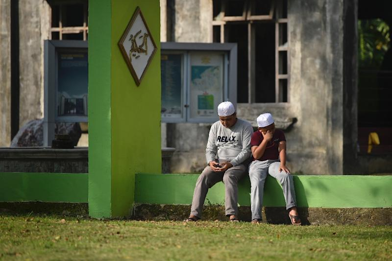 The 2004 Boxing Day tsunami killed nearly 170,000 people in disaster-prone Indonesia (AFP Photo/Chaideer MAHYUDDIN)