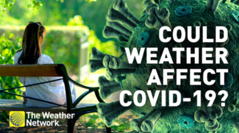 As the weather warms, how will humidity impact COVID-19?