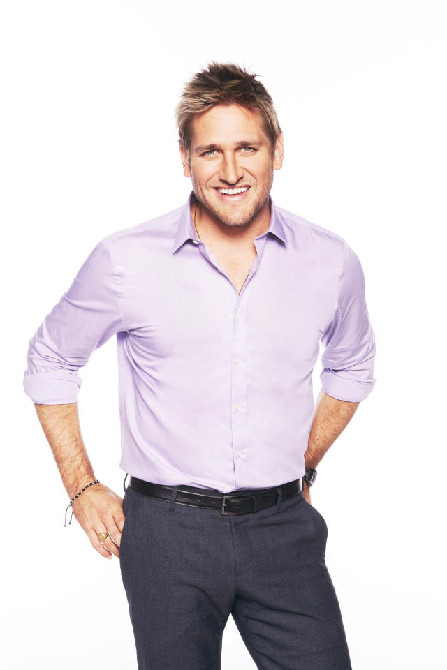 """Curtis Stone hosts """"Top Chef Masters"""" Season 5."""