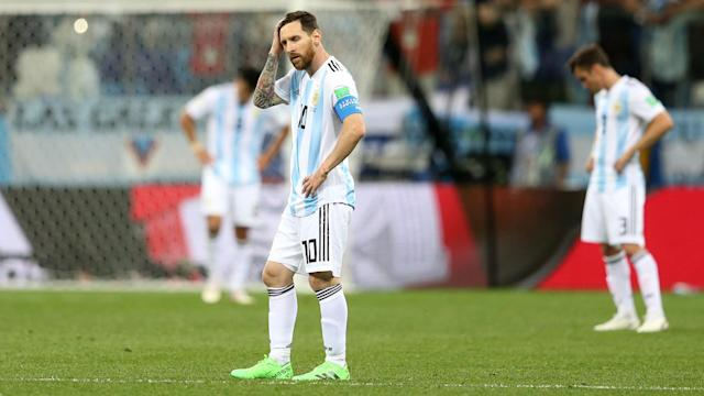 Lionel Messi is under fire at the World Cup and Barcelona team-mate Jordi Alba cannot understand the criticism.