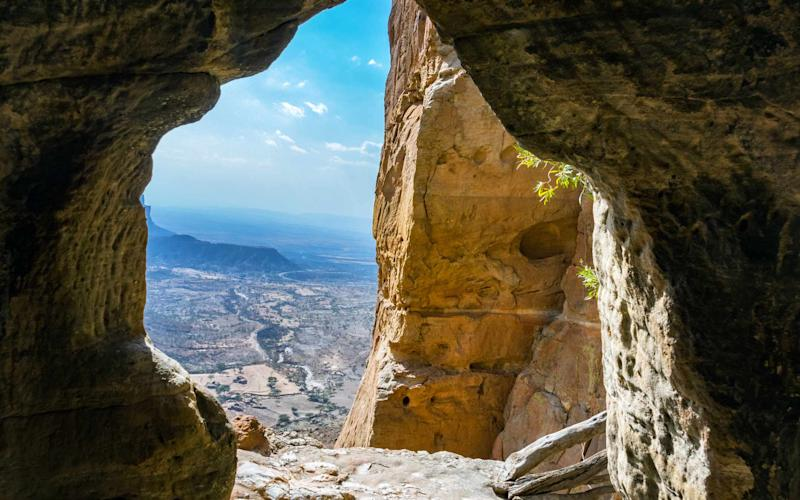 Ethiopia is home to a number of remarkable rock-hewn churches - istock